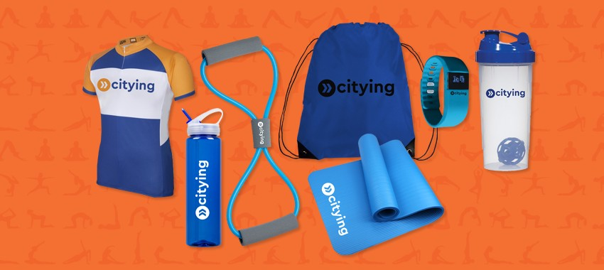 7 Fitness Promotional Products to Help You Stay in Shape
