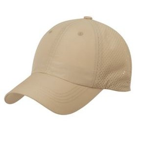 Port Authority® Perforated Cap